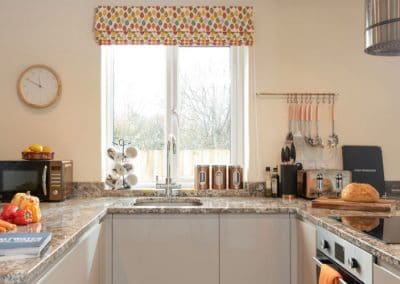Self catering kitchen Cornwall